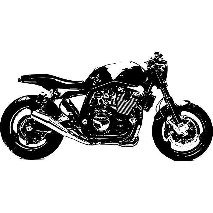 XJR1300カフェレーサー