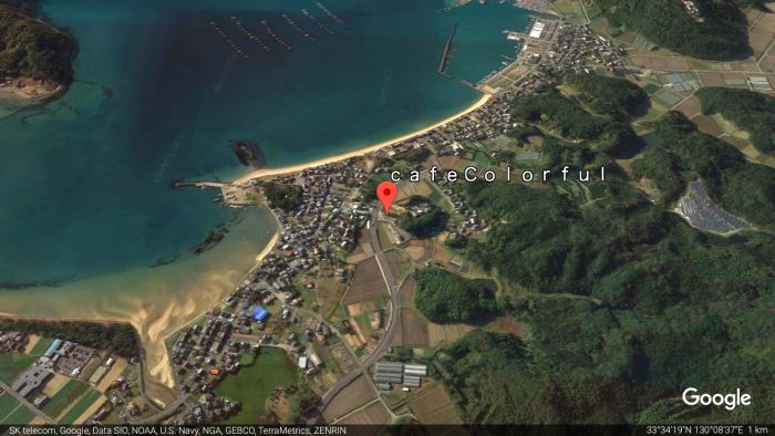 糸島カフェカラフル